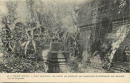 Pays Div-ref L44- Cambodge -prah Khan - Kham - Societe D Angkor Comité Cambodgien - - Cambodia