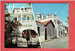 SAINT TROJAN ILE D OLERON HOTEL RESTAURANT DE LA PAIX 23 RUE DE LA REPUBLIQUE CARTE EN TRES BON ETAT - Ile D'Oléron
