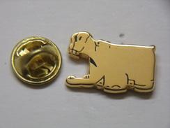 Pin's - Animaux - Hippopotame - Arthus Bertrand - IPODEC - Arthus Bertrand