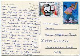 Tunisia - Postcard - Carte Postale - Tunisia