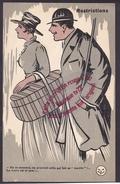P032 - Restrictions Le Sucre Est Si Rare - Couple - Illustrateur GRIFF (nom Absent) - Griff