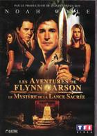 DVD LES AVENTURES DE FLYNN  CARSON LE MYSTERE DE LA LANCE SACRE  ( Etat: TTB Port 110 Gr Ou 30gr ) - Action, Adventure