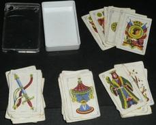 Ancien Jeu De Cartes Miniature, INCOMPLET, Epée Baton Calice Ecu - Toy Memorabilia