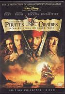DVD PIRATE DES CARAIBES 2dvd La Malediction - Etat: TTB  Port Poste 150 Gr - Action, Adventure