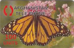 AFGHANISTAN - Butterfly , Animal, Fake - Afghanistan