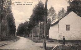Wonck (Bassenge) - Aux Pierreux, La Route Vers Bassenge (animée) - Bassenge
