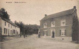 Wonck (Bassenge) - Route De Jal-Mer (animée, Café) - Bassenge