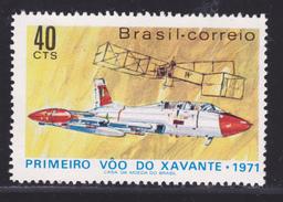 BRESIL N°  961 ** MNH Neuf Sans Charnière, TB (D4461) Santos Dumont - Brésil