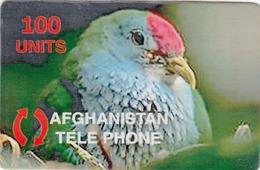 AFGHANISTAN - Bird , Animal, Fake - Afghanistan
