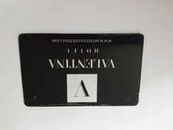 MALTA HOTEL KEY CARD -  ( VALENTINA HOTEL MALTA ) - Hotel Keycards