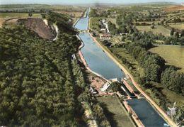 CORBIGNY  - Vue Aérienne - Le Canal Du Nivernais à La Vauvelle - Corbigny