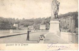 Liège - CPA - Gileppe - Souvenir De Gileppe - Gileppe (Stuwdam)