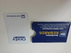 FRANCE  HOTEL KEY CARD -  ( BEST WESTERN  HOTEL  ) - Hotel Keycards
