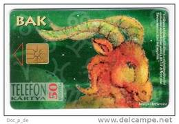 Hungary - Ungarn - Zodiac - Sternzeichen - Capricorn - Steinbock - Zodiaco