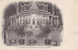 Cambodja, La Pagode Royale De Pnom Penh, Cambodge, Cambodia (pk42029) - Cambodge