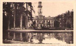 65 - TARBES - Jardin Massey - Le Lac Et Le Musée - Tarbes