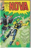 "NOVA N° 19 Serie Marvel Surfer D Argent 1979 Poids 60 Gr "" TTB état"" - Nova"