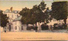 65 - TARBES - Banque De France Et Gendarmerie Nationale - Tarbes