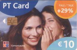 TARJETA TELEFONICA DE PORTUGAL (TIRADA 30000) (018) - Portugal
