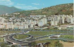 AK Venezuela Caracas Distribuidor Del Tránsito Chaguaramos Calle Via America Del Sur Südamerika  Amérique Sud - Venezuela