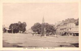 65 - TARBES - Place Marcadieu - Tarbes