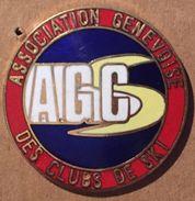ASSOCIATION GENEVOISE DES CLUBS DE SKI - AGC - GENEVE - SUISSE - SWISS SKI  -      (15) - Associations