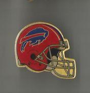 Pin's Casque Bills Buffalo (football Américain)° - Badges