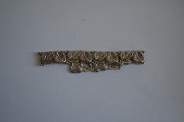 Bracelet Filigrane Argent Fleurs Ancien 15g - Pulseras