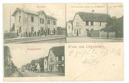 67 - Gruss Aus LINGOLSHEIM  (multivues) - France