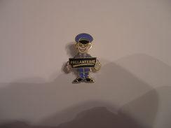 Policier Ou Gendarme De PALLANTERIE En SUISSE - Police
