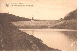 Liège - CPA - Gileppe - Le Barrage - Vue Prise Pendant Les Sécheresses - Gileppe (Stuwdam)