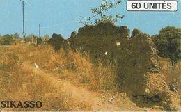 CARTEà-PUCE-MALI-60U-SCHLUM SC7-SIKASSO-BE -RARE - Mali