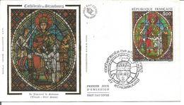 Cathédrale De Srasbourg  1985 - FDC