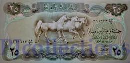 IRAQ 25 DINARS 1980 PICK 66b UNC - Iraq