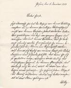 Alter Brief - Posen - Preussen - 1914  (32502) - Historische Dokumente