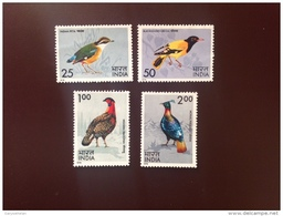 India Birds 1975 MNH - Vögel
