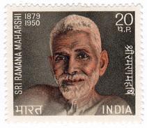 INDIA STAMPS, 1971, SRI RAMANA MAHARSHI, MNH - India