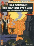 Die Abenteuer Von Blake Und Mortimer Nr. 2 - Carlsen - Comic - Edgar P. Jacobs - Blake & Mortimer