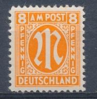 Duitsland/Germany All. Bezetting/ All Occupation Bizone 1945 Mi: 21 Cz (PF/MNH/Neuf Sans Ch/**)(3145) - Zona Anglo-Americana