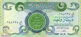 IRAQ 1 DINAR 1980 PICK 69a UNC - Irak
