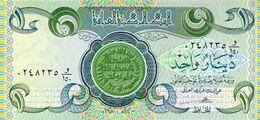 IRAQ 1 DINAR 1980 PICK 69a UNC - Iraq