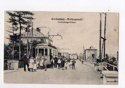1 - HERBESTHAL  -  WELKENRAEDT  -  Verbindungen - Brücke  * Tram * - Lontzen