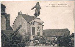 LE NAYRAC .12. Monument Aux Morts. écrite. - France