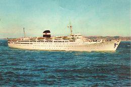 CPA-1960-PAQUEBOT-CIE CNM-PAQUEBOT-KAIROUAN-LIGNE ALGERIE TUNISIE-TBE - Paquebots