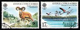 CYPRUS 1986 - Set Used - Chypre (République)