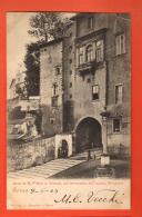 GATA-30  Roma  Arco Di San Pietro In Vincoli . Pionier. Viaggiata Verso La Svizzera In 1903 - San Pietro