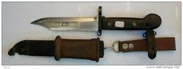 Baïonnette AKM 1 Pour Fusil D'assaut AKM 1959 - Armes Blanches