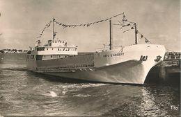 CPA-1960-17-ROYAN-Le BAC -COTE D ARGENT- Liaison POINTE De GRAVE/ROYAN-Edition Tito-TBE - Ferries