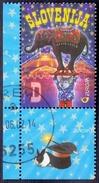 SLOVENIA - EUROPA CEPT - Used - 2002 - Eslovenia