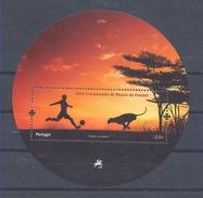 Año 2010 Hoja Nº 306 Mundial Futbol Africa Del Sur - Hojas Bloque